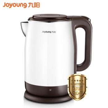 Joyoung/九阳电热水壶304不锈钢开水壶烧水壶器家用 K17-F65