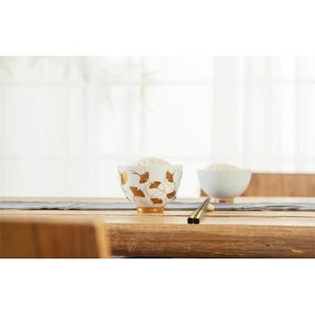 景德镇 金和汇景陶瓷文化 沐诣堂 一筷幸福 碗筷套装