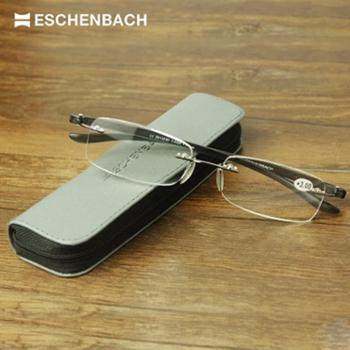 德国原装宜视宝弹性镜腿老花镜抗疲劳时尚男女眼镜