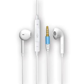 奥力科 咪耳朵M-17线控耳机遥控拍照手机耳塞超重低音耳麦通用型