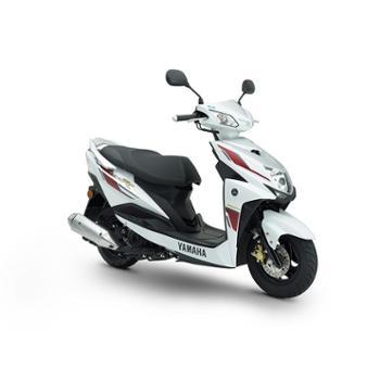 雅马哈尚领——电喷摩托车