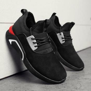 雷宾迪夏季新款运动休闲鞋男士户外跑步板鞋C708