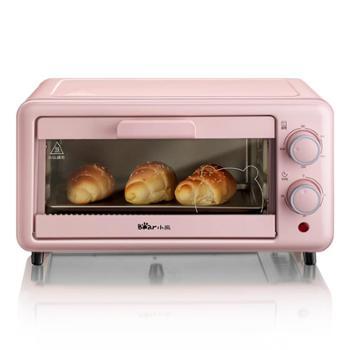 Bear/小熊电烤箱DKX-D11B1家用小型烘焙机11升全自动多功能焗炉蛋挞蛋糕迷你宿舍