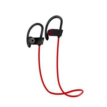 LANPICE无线蓝牙耳机 运动U8双耳入耳式挂耳式立体声蓝牙耳机