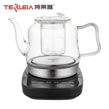 特莱雅全自动蒸汽电茶壶 加厚玻璃煮茶器
