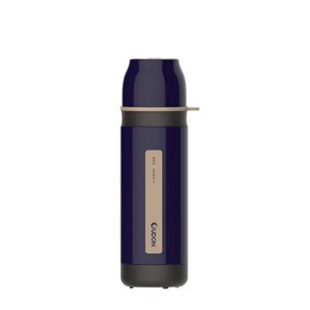 OUDON 贝西系列 保温杯 OB-35A17 绀紫色