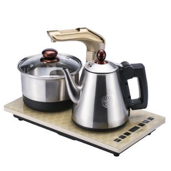 越一 自动上水电水壶 全智能泡茶电磁炉K33 K33