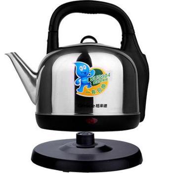 Grelide/格来德 WWK-4201S电水壶大容量不锈钢电热烧水壶自动断电