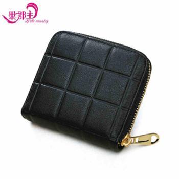 小钱包女短款手包韩版钱包女士钱夹迷你卡包拉链学生零钱包硬币包