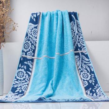洁丽雅grace 8609纯棉强吸水特柔浴巾