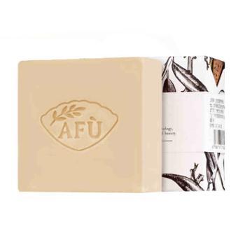 AFU阿芙杏仁油手工皂洁面洗脸精油皂温和补水保湿精油皂[100g]