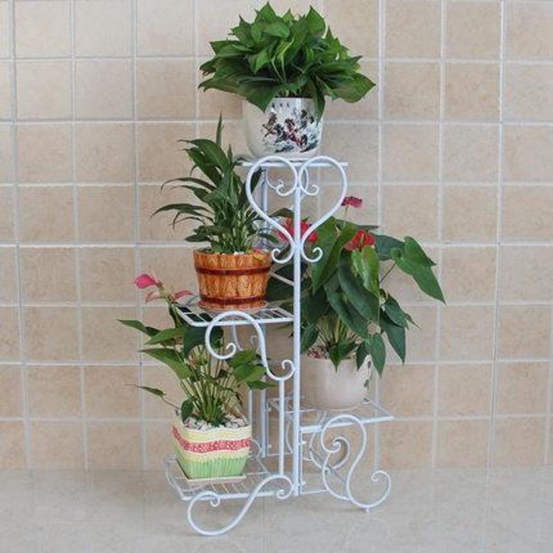 架多层落地阳台吊兰花盆架室内客厅阶梯绿萝花架子特价