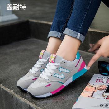 鑫耐特新品春夏女鞋休闲鞋百搭潮流运动鞋303标准尺码