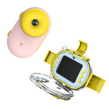 魔法圈K8儿童数码相机玩具防水WIFI双摄便携防水相机16G