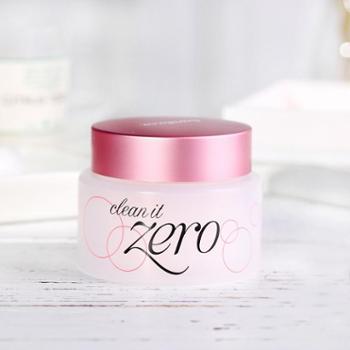 芭妮兰zero致柔卸妆膏100ml 粉色款温和深层清洁