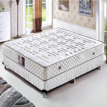 天然乳胶弹簧床垫1.5 1.8米席梦思可定做床垫C16
