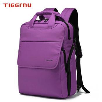 泰格奴双肩笔记本包背包 13/13.3/14.6寸男女士苹果联想单肩手提电脑包