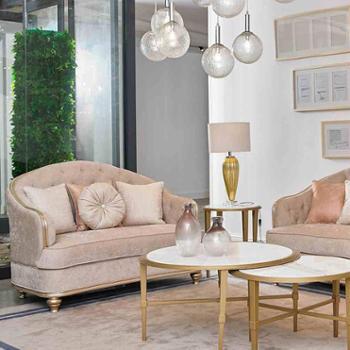 艾美家具欧式沙发全套产品