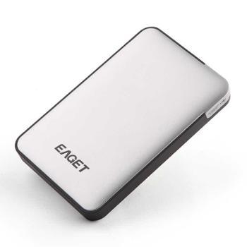忆捷防震硬件加密500g移动硬盘500g usb3.0超薄高速特价包邮