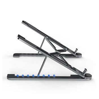 笔记本电脑支架托架桌面升降增高悬空散热苹果联想MacBook