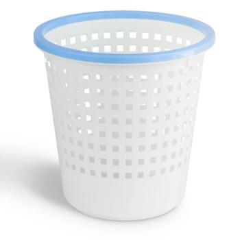 得力办公垃圾桶 纸篓 垃圾篓 大容量环保9554