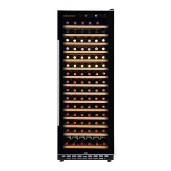 欧帝诺红酒柜节能环保电子制冷触摸屏葡萄酒酒柜(恒温恒湿家用型)BJ-308A