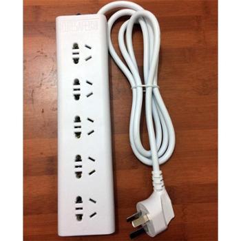 玖靓插排移动电板插线板电源接线板防爆压家用办公排插5 6位正品