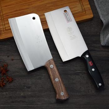 邓家刀砍斩剁切坎骨专用刀家用加厚大重骨头排骨屠夫专业商用菜刀