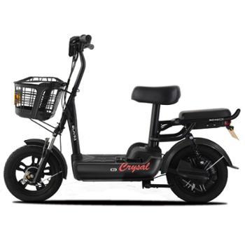 新日新国标小果酱电动自行车变频电机真空胎中小型助力踏板车