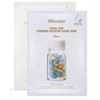 JMsolution肌司研神经酰胺德玛水润保湿纱布药丸面膜