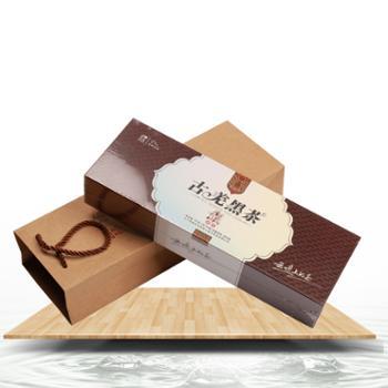 羌笛黑茶古羌黑茶烟盒装160g