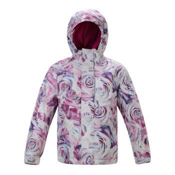 秋冬新款阿尔派妮AlpinePro儿童青少年专业滑雪服保暖衣KJCF035