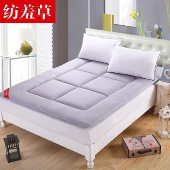 床垫单人双人海绵褥子垫被学生宿舍1.5m1.8米床榻榻米地铺睡垫