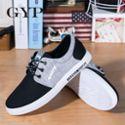 帆布鞋男士板鞋韩版鞋子男鞋潮鞋休闲鞋学生透气夏季运动鞋布鞋男