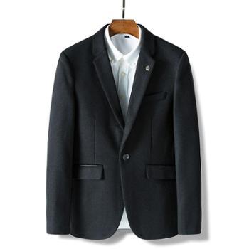西服男休闲韩版帅气潮流修身小西装外套单上衣FNMA605