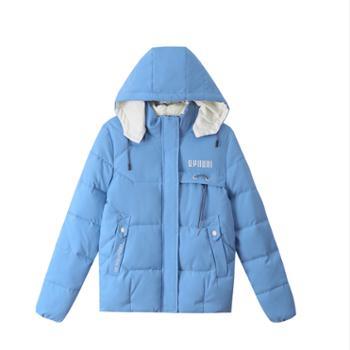 冬装棉服女短款韩版宽松羽绒棉衣外套加厚棉袄