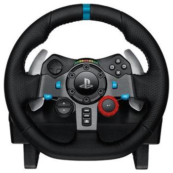 罗技G29游戏方向盘 极品飞车PS3/PS4赛车900度模拟驾驶