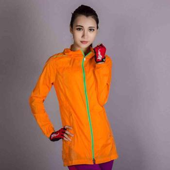 勘探基地女款长款皮肤衣户外防晒衣防紫外线长款超薄速干外套3040