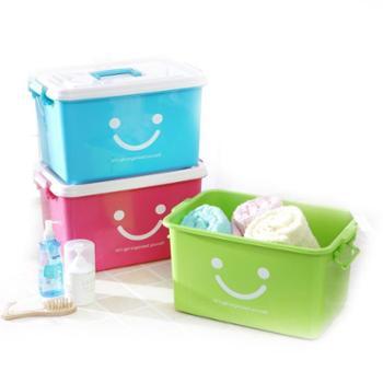 倍亿多棉被塑料收纳箱收纳盒1个