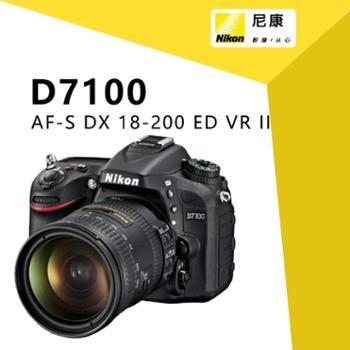 尼康(Nikon)D7100单反套机(18-200/18-300)D7100单反套机