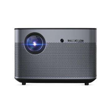 极米(XGIMI)H2家用投影机投影仪(1080P分辨率1350ANSI流明哈曼卡顿音响语音声纹识别运动补偿)