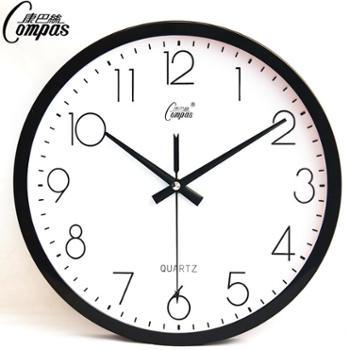 康巴丝石英钟挂钟时钟挂表