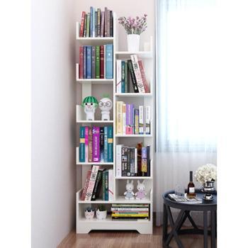 爵盾书柜书架置物架柜子