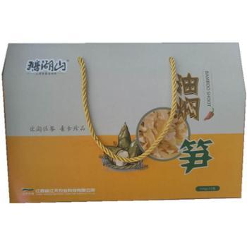 鹅湖山油焖笋100g*12包礼盒装