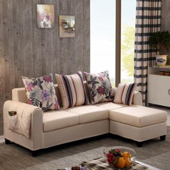 布艺沙发可拆洗客厅现代简约小户型布艺沙发三人沙发布沙发组合可拆洗沙发可以定制尺寸的沙发