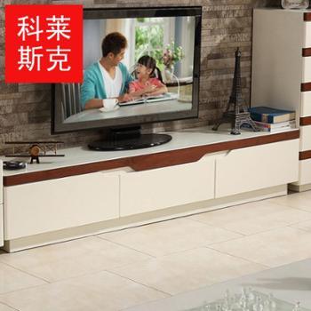 现代简约电视柜客厅地柜原木色电视柜YQ6113电视柜