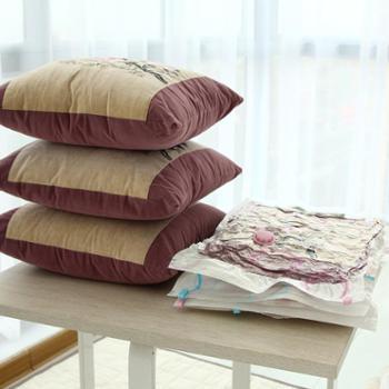 Fasola真空压缩袋1个真空收纳袋衣服被子棉被收纳袋大号70*100CM