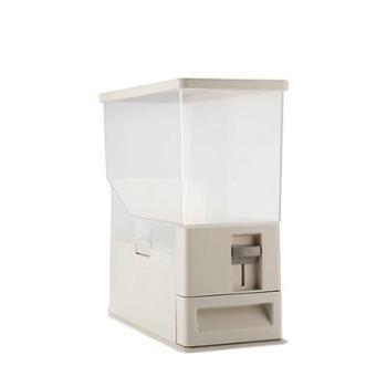 FaSoLa米桶家用带计量杂粮存储收纳箱防潮防虫大容量米缸储米器