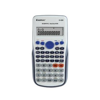 齐心C-33310位函数通计算器1617917mm(1台)