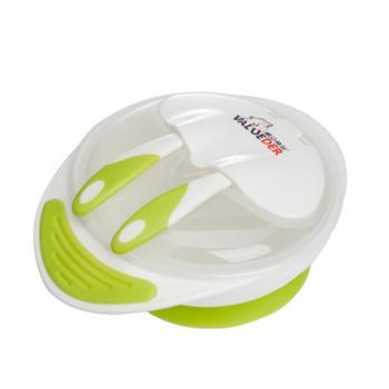 威仑帝尔儿童碗吸盘训练碗带勺子餐具套装